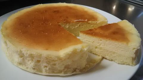 王様スフレチーズケーキ (2)