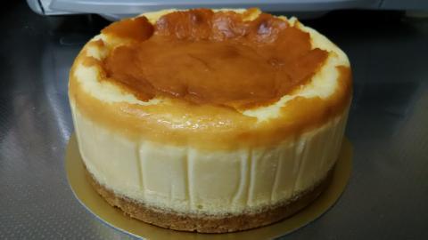 極上チーズケーキ (3)