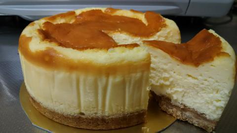 極上チーズケーキ (4)
