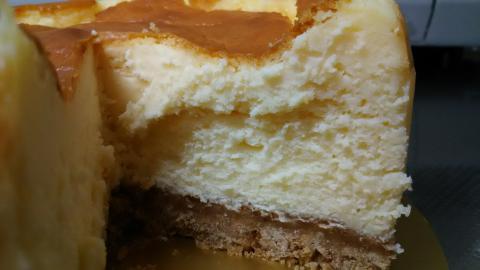極上チーズケーキ (5)