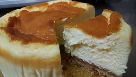 極上チーズケーキ (7)