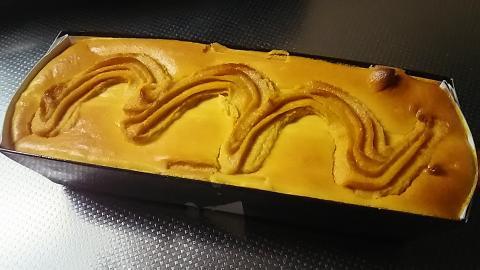 成城石井カボチャチーズケーキ2015 (2)