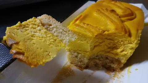 成城石井カボチャチーズケーキ2015 (6)