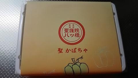 八ッ橋カボチャ①