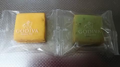 ゴディバサブレショコラ