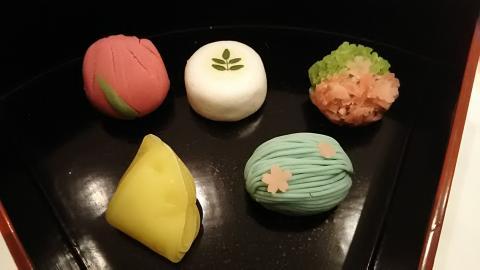 たすき桜餅② (2)