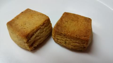 サンタ桜クッキー (3)