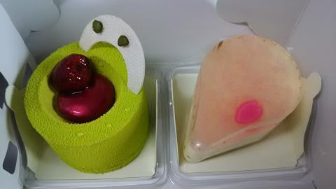 マールブランシュ春のケーキ (1)