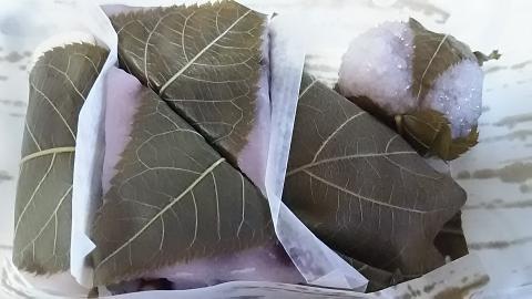 松屋桜餅など (1)