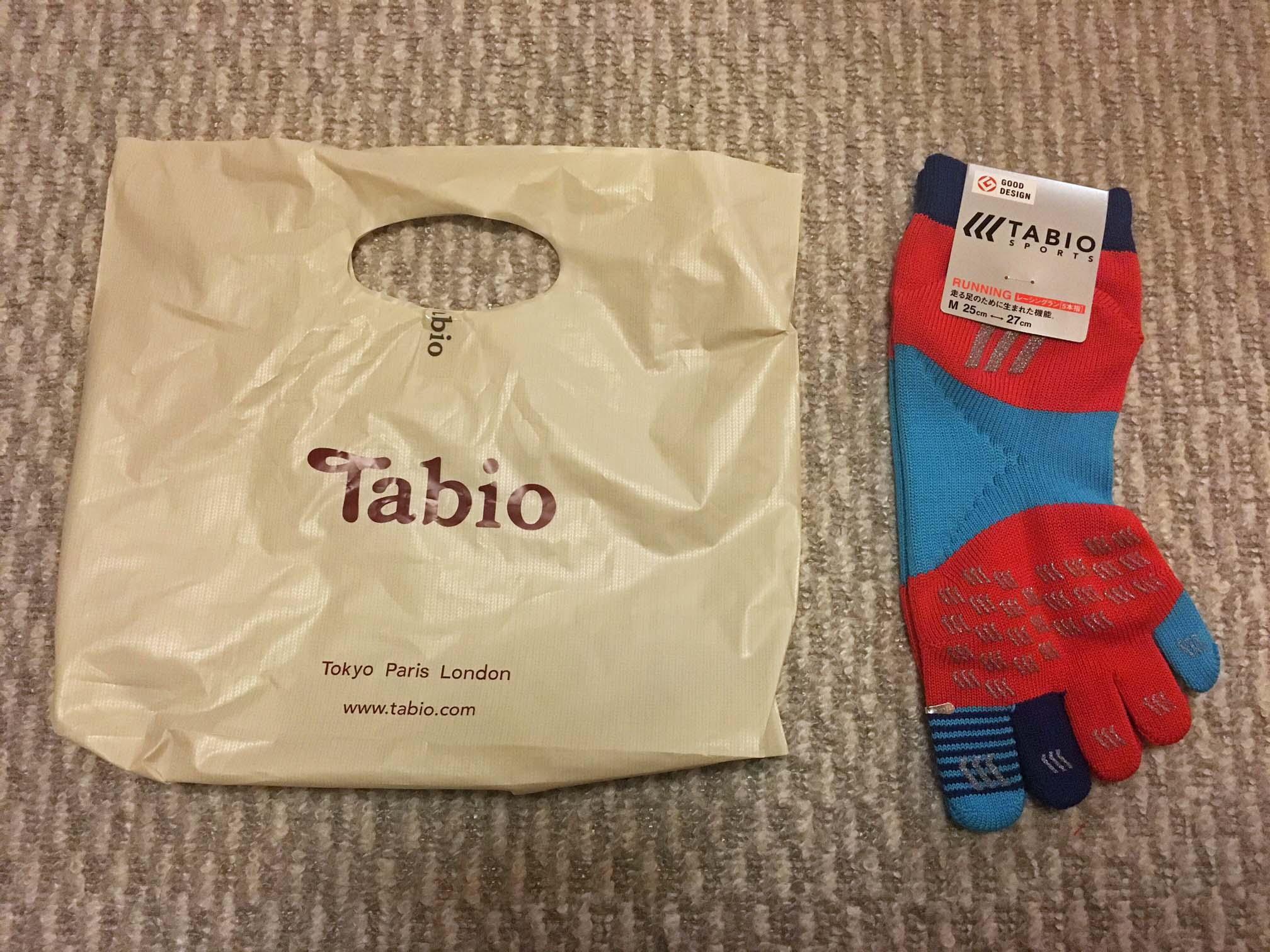Tabioの限定カラー