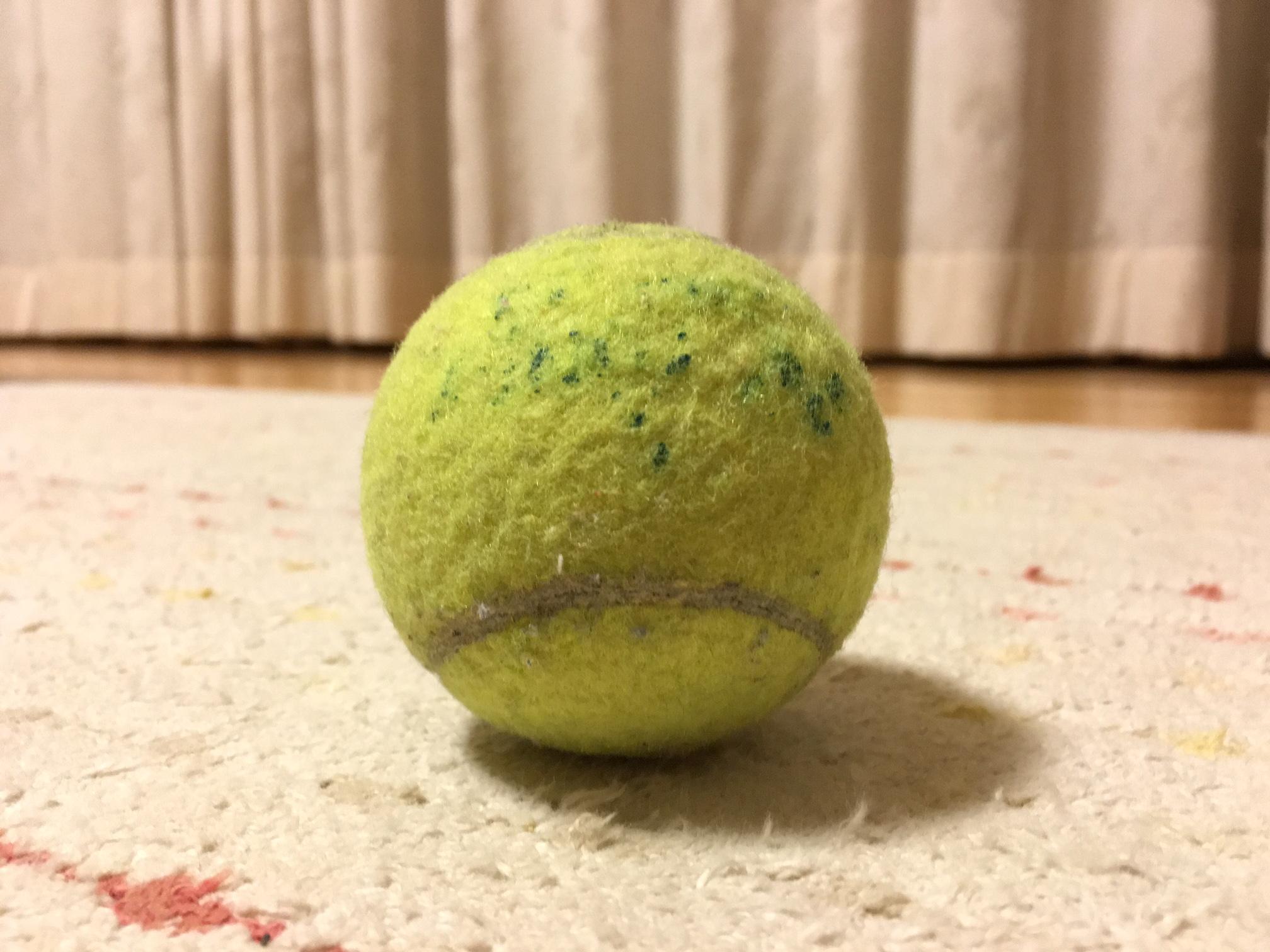 テニスボールでトリガーポイント