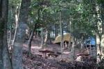 県民の森キャンプ場内5