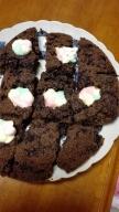 ぷにぷにチョコケーキ