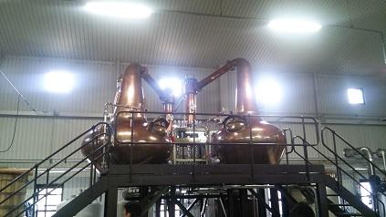 イチローズ 蒸留器2016