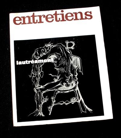 lautreamont - entretiens 01