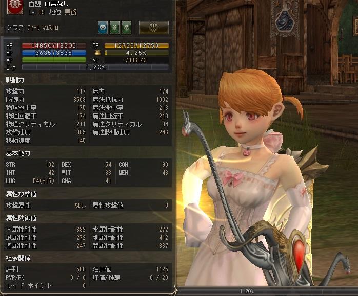 Luck+15