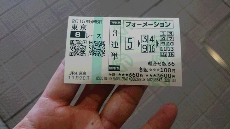 ウイニングチケット