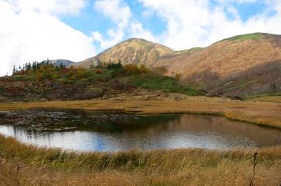 高谷池ヒュッテの3F風景