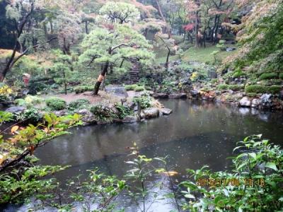 次郎弁天の池