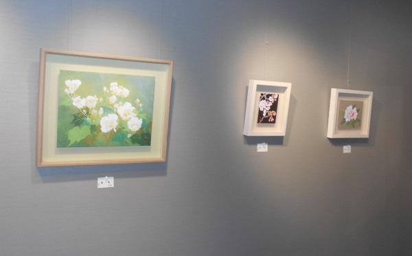横尾英子日本画展03RZ