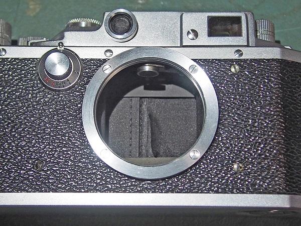 Canon ⅡDシャッター不良RZ