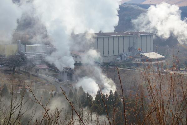 滝上地熱発電所15