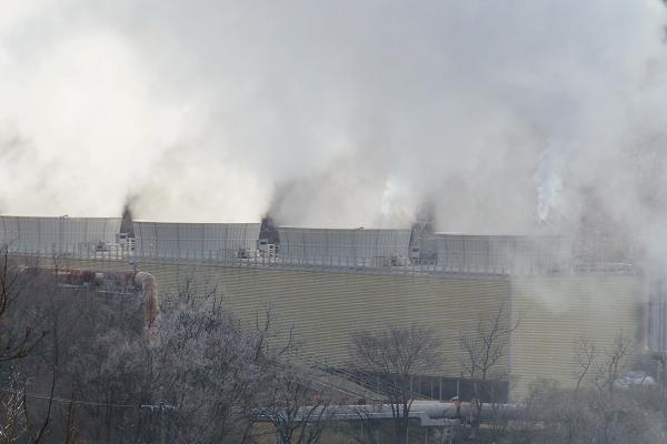 滝上地熱発電所14