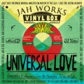 JAH WORKS VINYL BOX - UNIVERSAL LOVE -