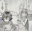 何事もアバウトな京子さんと、きちんと細かく下処理する忍君のコンビは、不思議と息があってます;