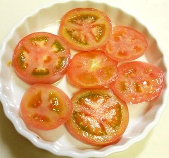 トマトのミルフィーユ1