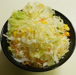 オールコンビニ素材の和風チキン南蛮丼5
