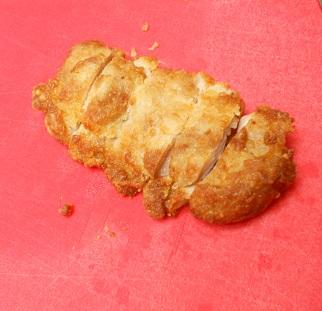 オールコンビニ素材の和風チキン南蛮丼6