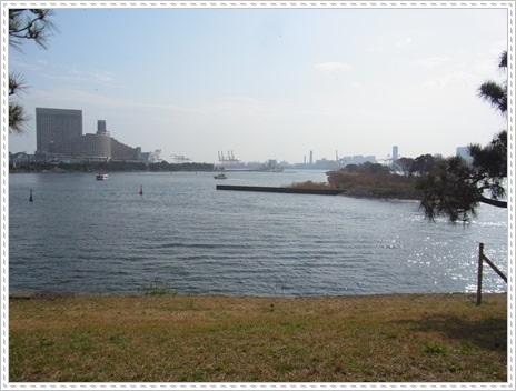 台場公園風景1