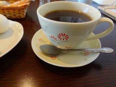 花菜ごよみのコーヒー