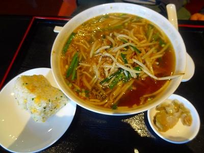 香楽の週替わり麺