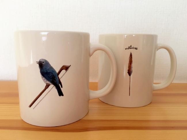 ペアマグカップ例1