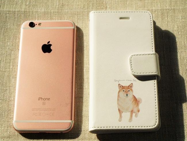 柴犬iPhone2