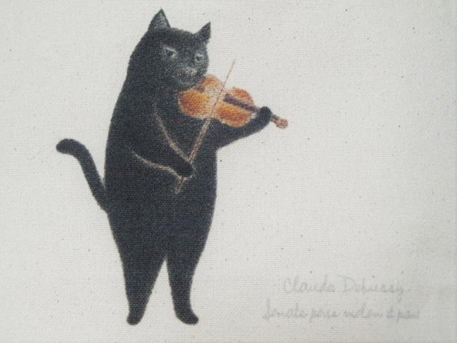 2黒猫トート