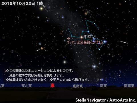 星日記 (2015/10/18)