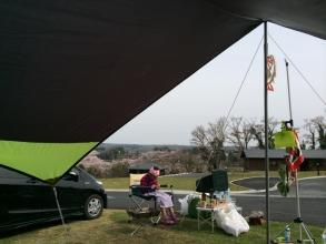 【必見キャンプ生活】 4/1オープンあきる野市「ヒルトップオートキャンプフィールド(わんダフルネイチャーヴィレッジ)」に家族で行った♪