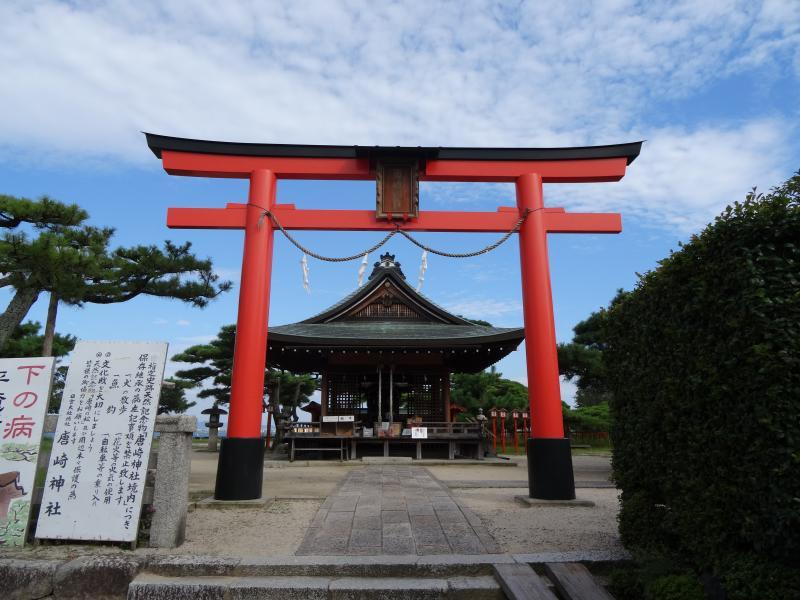唐崎神社1