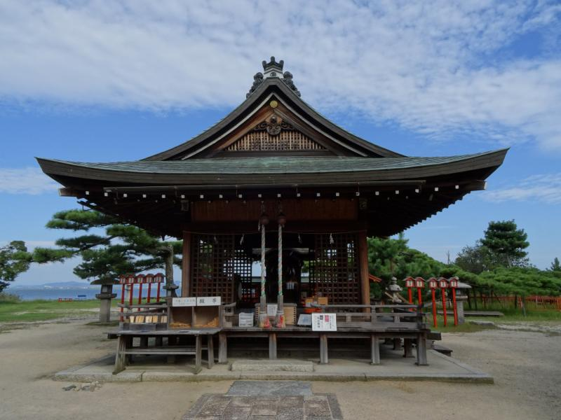 唐崎神社2