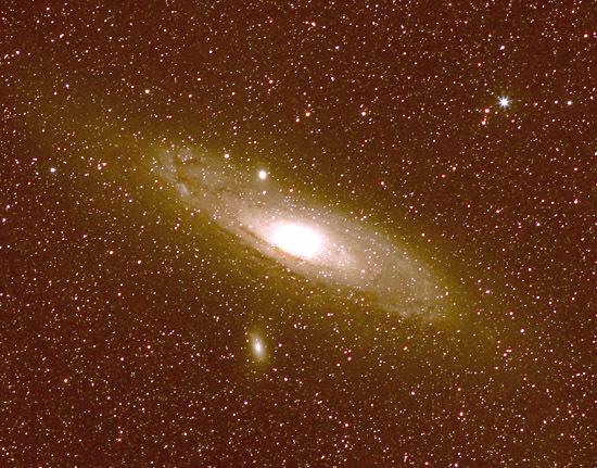 北信州の星空~アンドロメダ銀河~飯山~