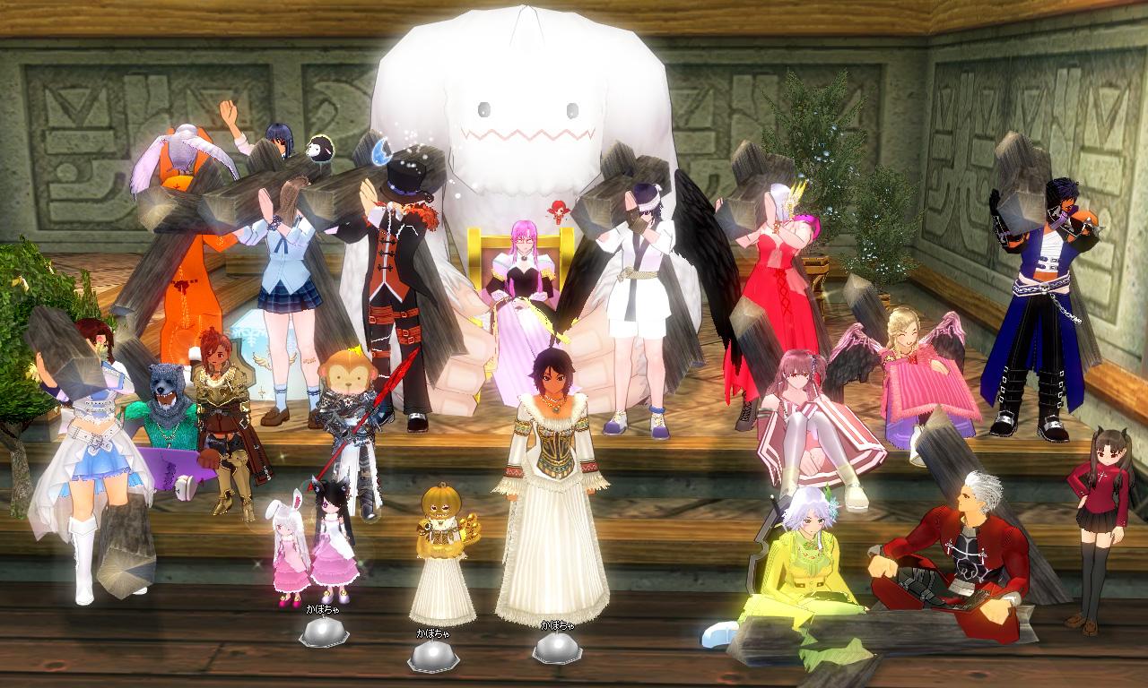 かぼレプ結婚式4