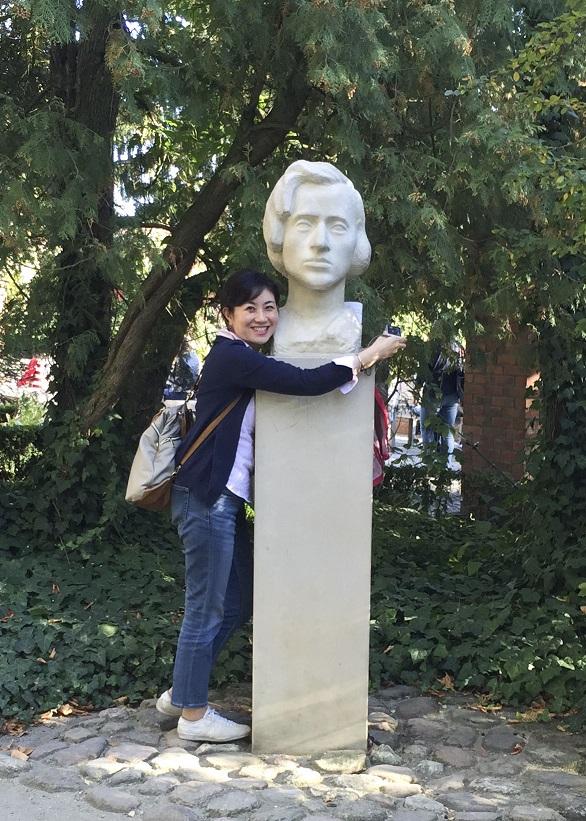 I love Chopin !
