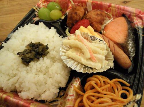 お弁当(27.10.23)