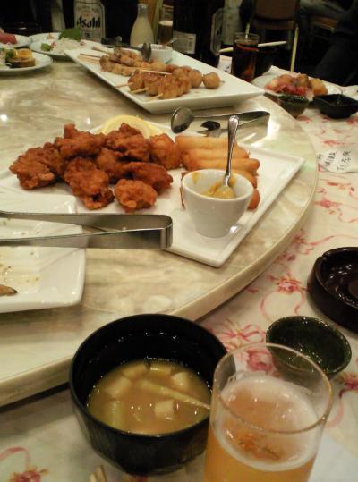 アップルシティお料理(27.10.20)