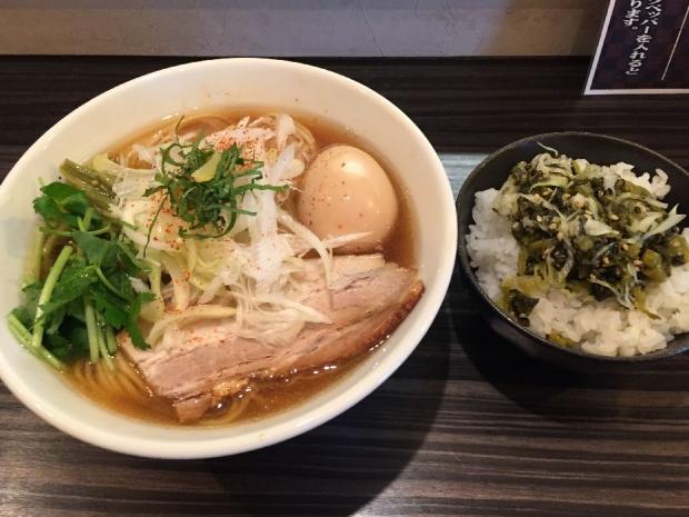 志奈そば 田なか (3)