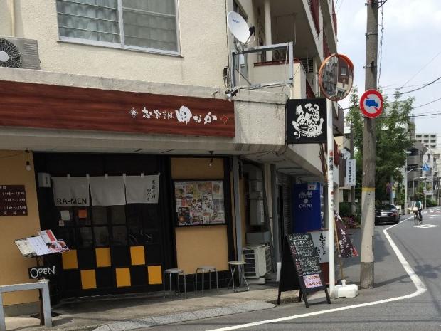 志奈そば 田なか (4)