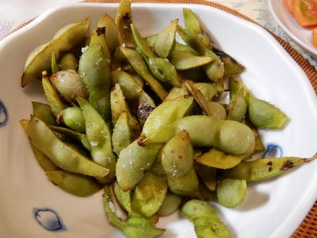 黒豆枝豆 (6)